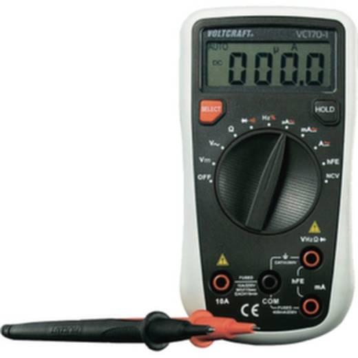 VOLTCRAFT Hand-Multimeter VC170-1digital CAT III 250 V