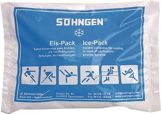 Kältesofortkompresse kl.L.ca.21 x B.ca.15cm Einmalgebrauch o.Vorkühlung wird durch Zusammendrücken – ohne Vorkühlung un