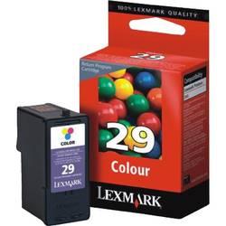 Lexmark Tintenpatrone farbig