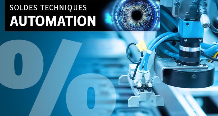 Soldes techniques : automation