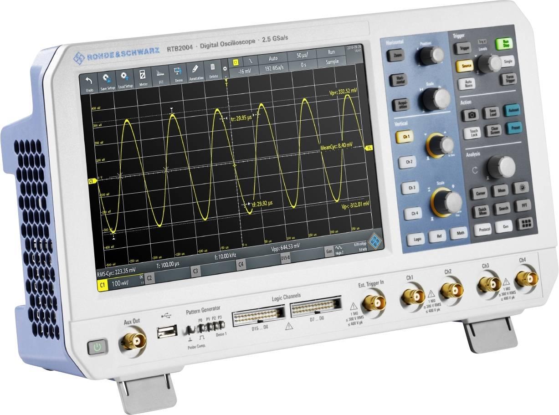 Rohde & Schwarz RTB2004EDU Digital-Oszilloskop 70 MHz 4-Kanal