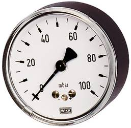 Kapselfedermanometer