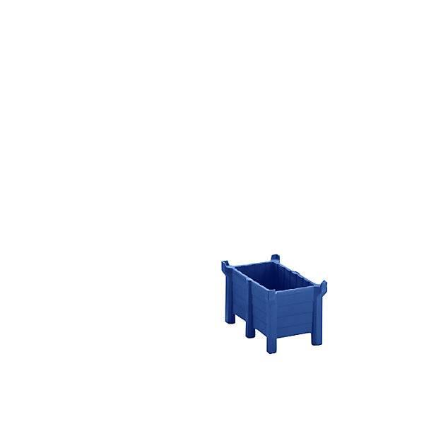 Lagersichtbox 215 x 100 x 75 mm Rot Alutec  682100 1 St. L x B x H