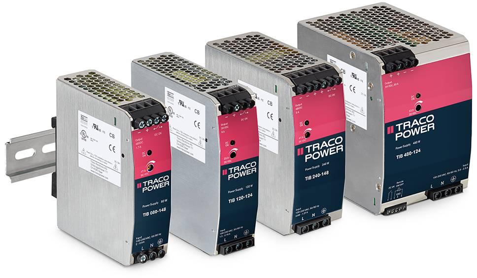 TracoPower stellt die neue TIB Serie vor
