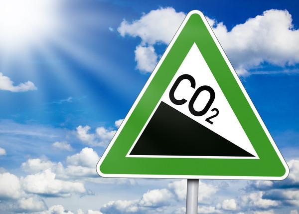 Durch Energie sparen auch gleichzeitig CO2-Emissionnen senken