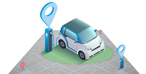 Integration von Elektrofahrzeugen ins Conrad Connect Dashboard
