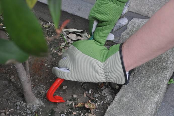 Arbeitshandschuhe fürs Heimwerken, Schrauben, Gärtnern und Basteln