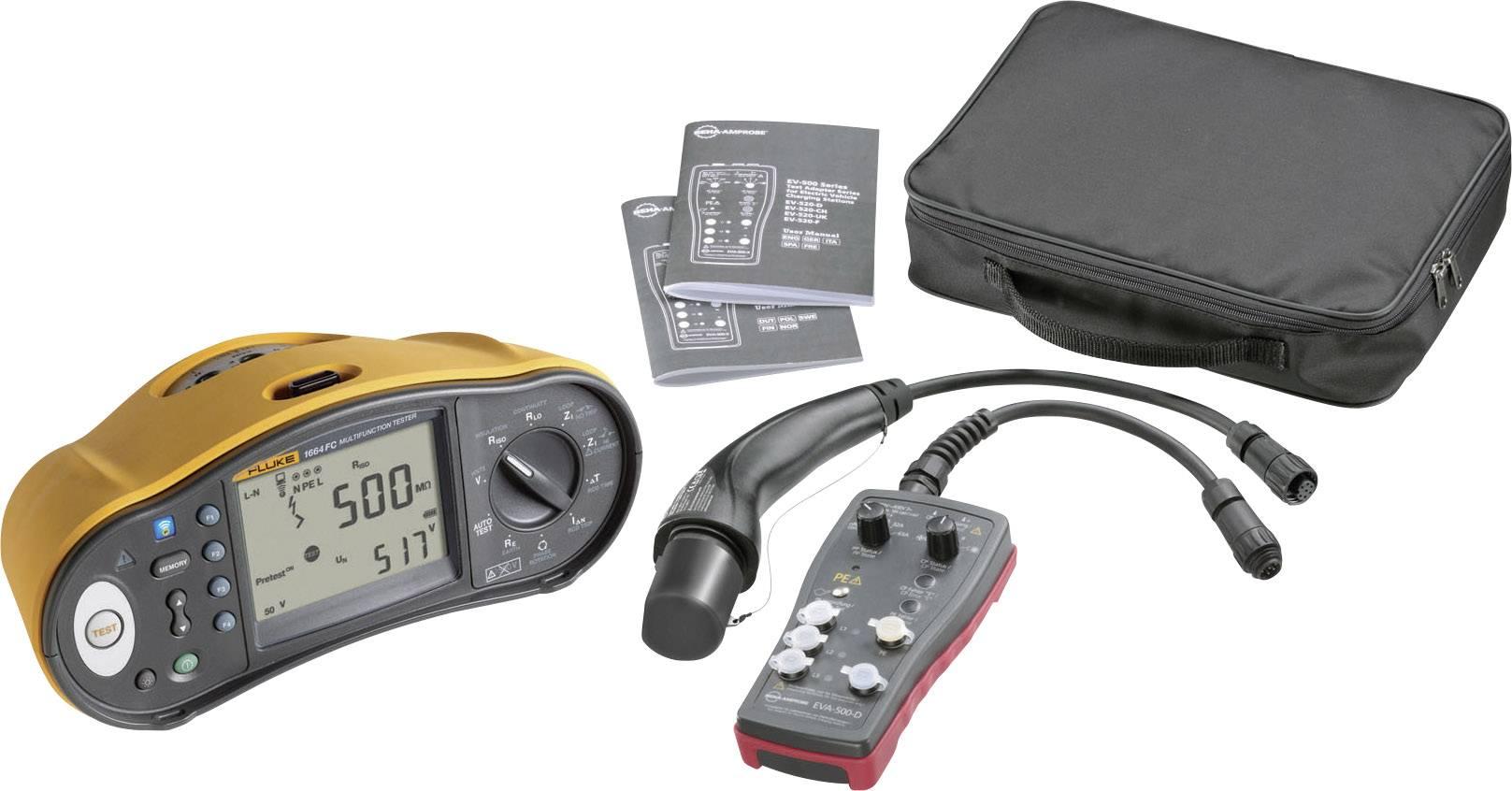 Fluke 1664 CH-EV KIT VDE-Prüfgeräte-Set