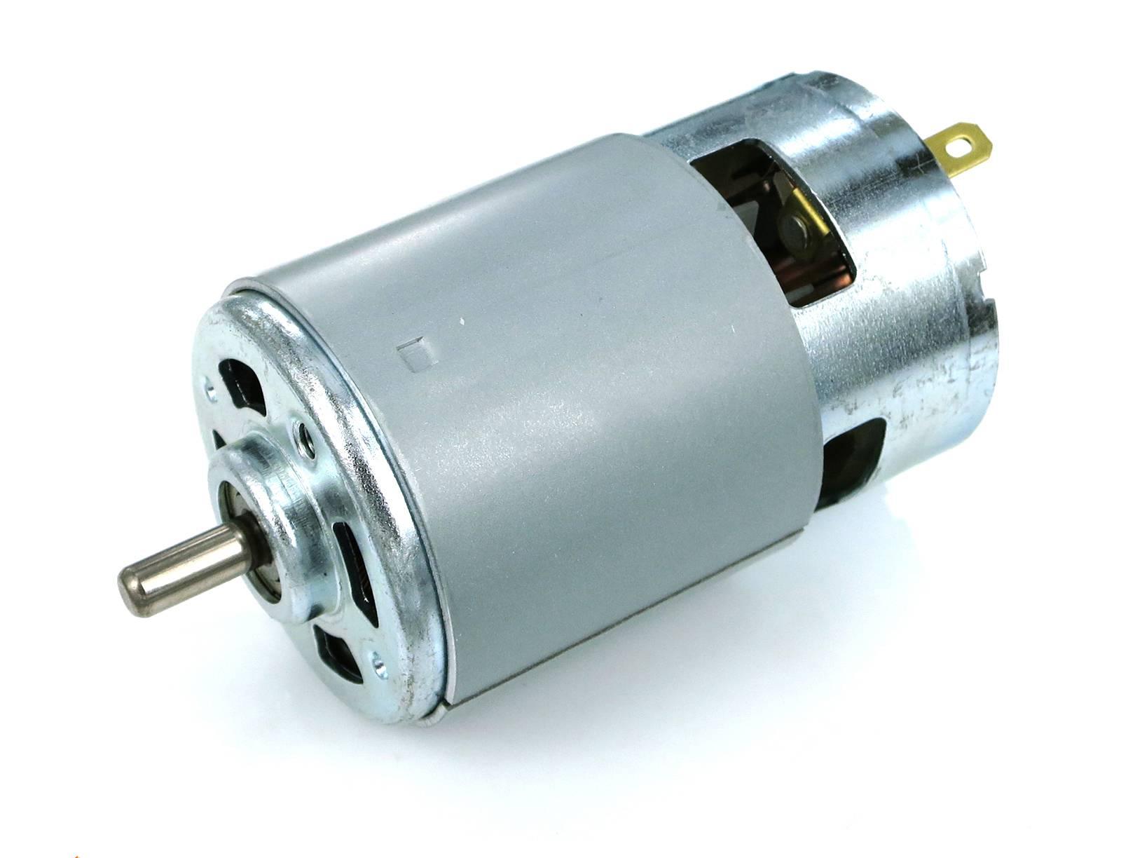 Motraxx Gleichstrommotor SR540SH-4562S-67 6.0 V//DC 1.935 A 13.28 Nmm 4807 U//min Wellen-Durchmesser 3.175 mm 1 St.