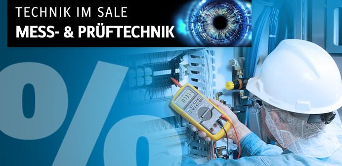 Technik im Sale