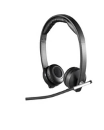 Logitech WIRELESS HEADSET DUAL H820E 981-000517