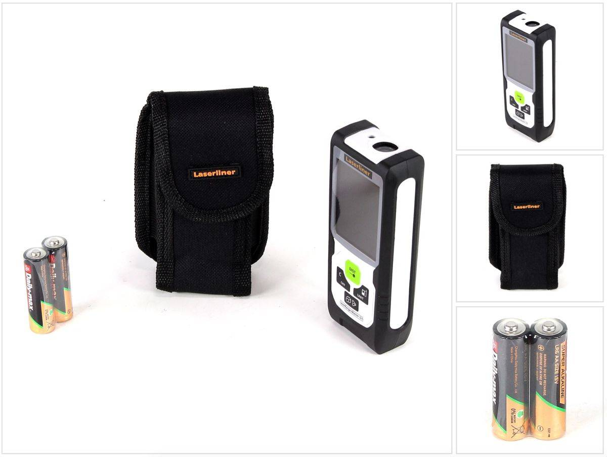 Laser Entfernungsmesser Nahbereich : Entfernungsmesser morpilot: tacklife advanced laser