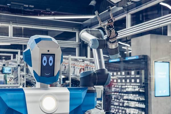 Verkaufsroboter