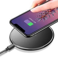Caricabatterie a induzione per smartphone