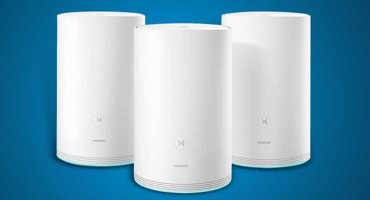 HUAWEI WiFI Q2  Réseau Mesh 2.4 GHz, 5 GHz