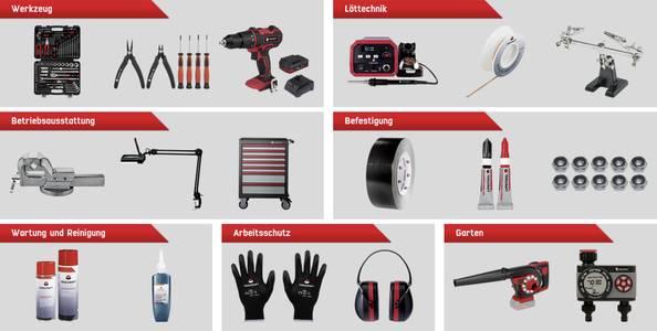 Toolcraft Markenshop