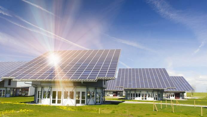 Solarmodule auf Häusern sind mittlerweile nahezu Standard
