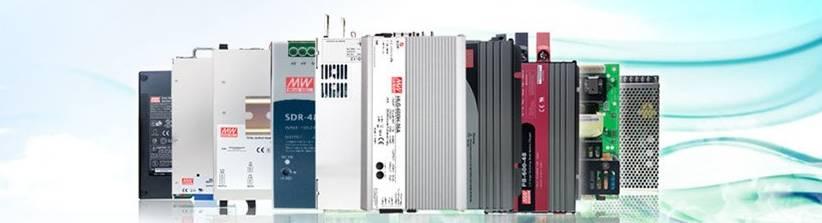 Mean Well bietet Netzteile für industrielle Anwendungszwecke.