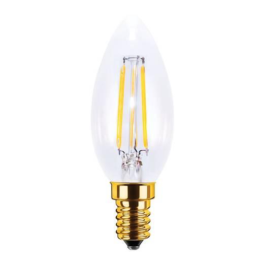 Segula LED Kerzenlampe Vintage Line 3,5W (20W) E14 922 360° DIM klar