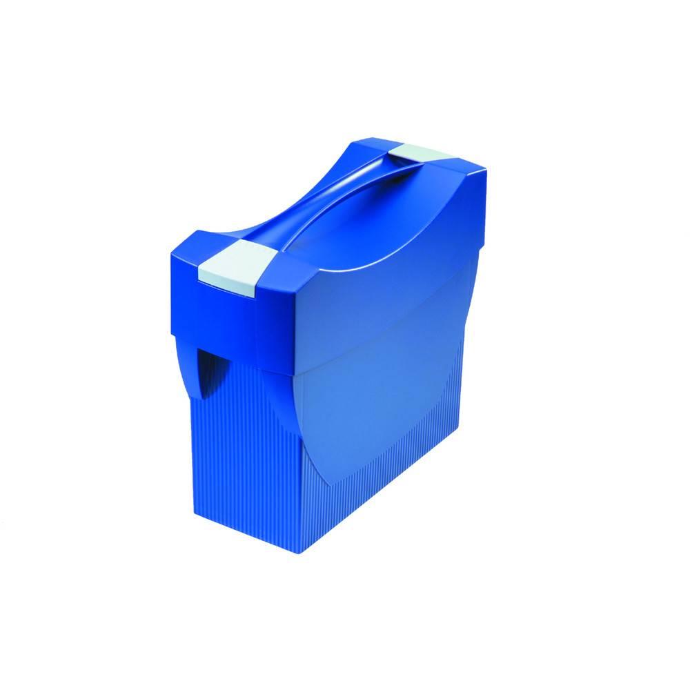 HAN Hängebox Swing 39,7x34,7x15,4cm Deckel lichtgrau