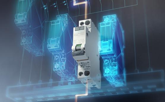 Siemens - FI/LS Schalter