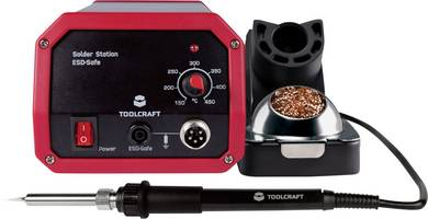 TOOLCRAFT ST-80A Lötstation analog