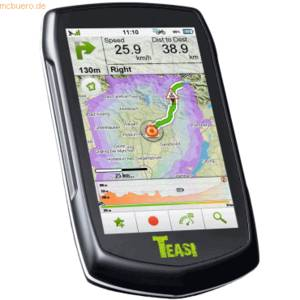 Teasi Bike Navigation