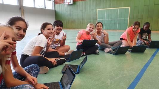 Digitaler Unterricht: Interview mit Annika Buche