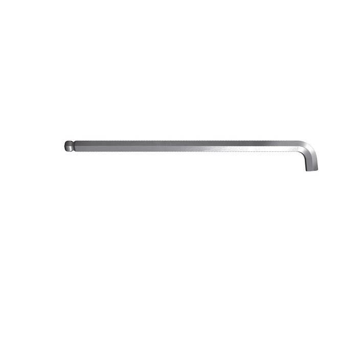 369 SW 3,0 verchromt Sechskant-Kugelkopf Stiftschlüssel lang