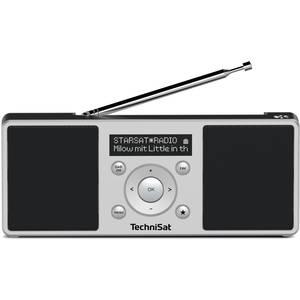 Technisat Digitradio 1 S Tragbares Stereo Dab Radio Mit Akku Ukw 3 5mm Klinke Favoritenspeicher Silber Schwarz Kaufen