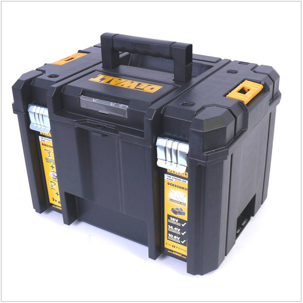 DeWALT TSTAK DWST Tool Box Werkzeug Koffer