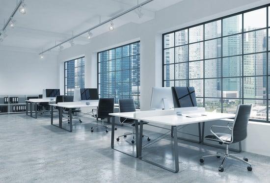 Immer beliebtere Arbeitsplatznutzung: Desk-Sharing