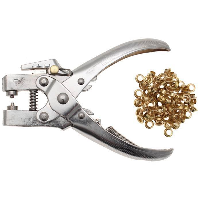 Ösen für Ösenzange 400 Stück 4,5mm