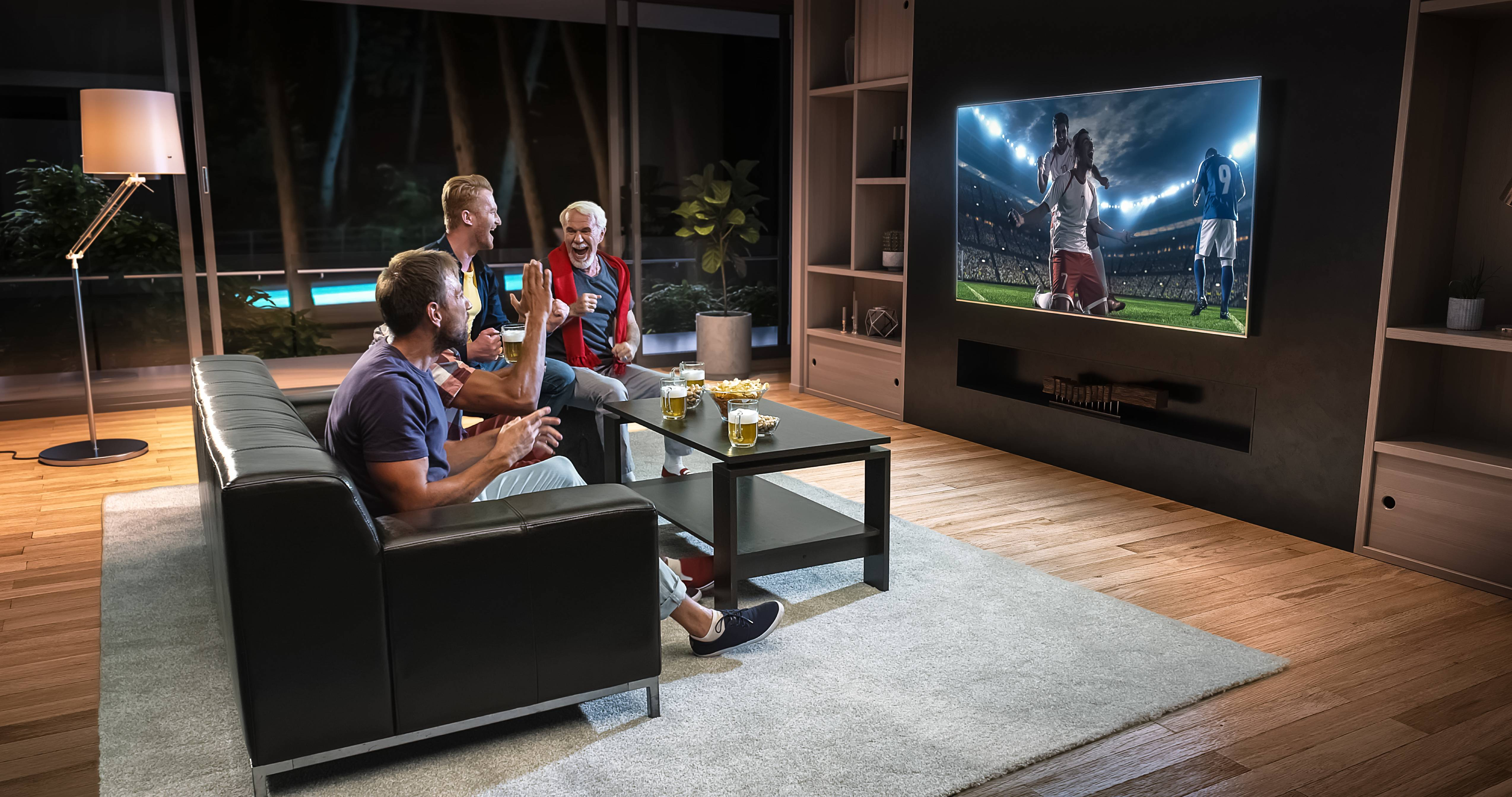 Jederzeit Top-Spiele über Streaminganbieter schauen