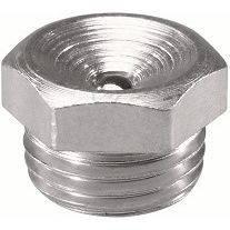 Trichterschmiernippel D1 A  DIN 3405 Stahl verzinkt 5 Stück