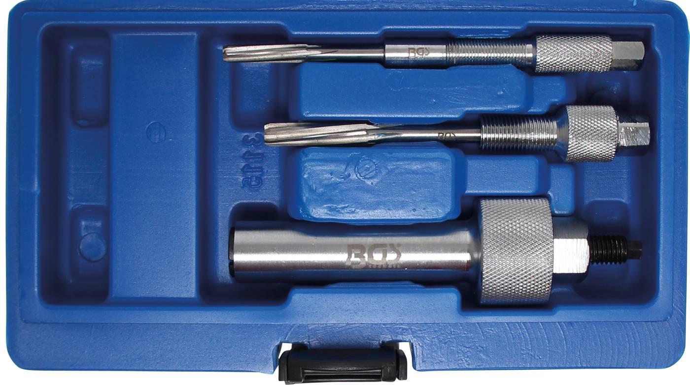 | M8 Gl/ühkerzen-Werkzeug und Gewinde-Reparatur-Satz 41-tlg M10 BGS 9565