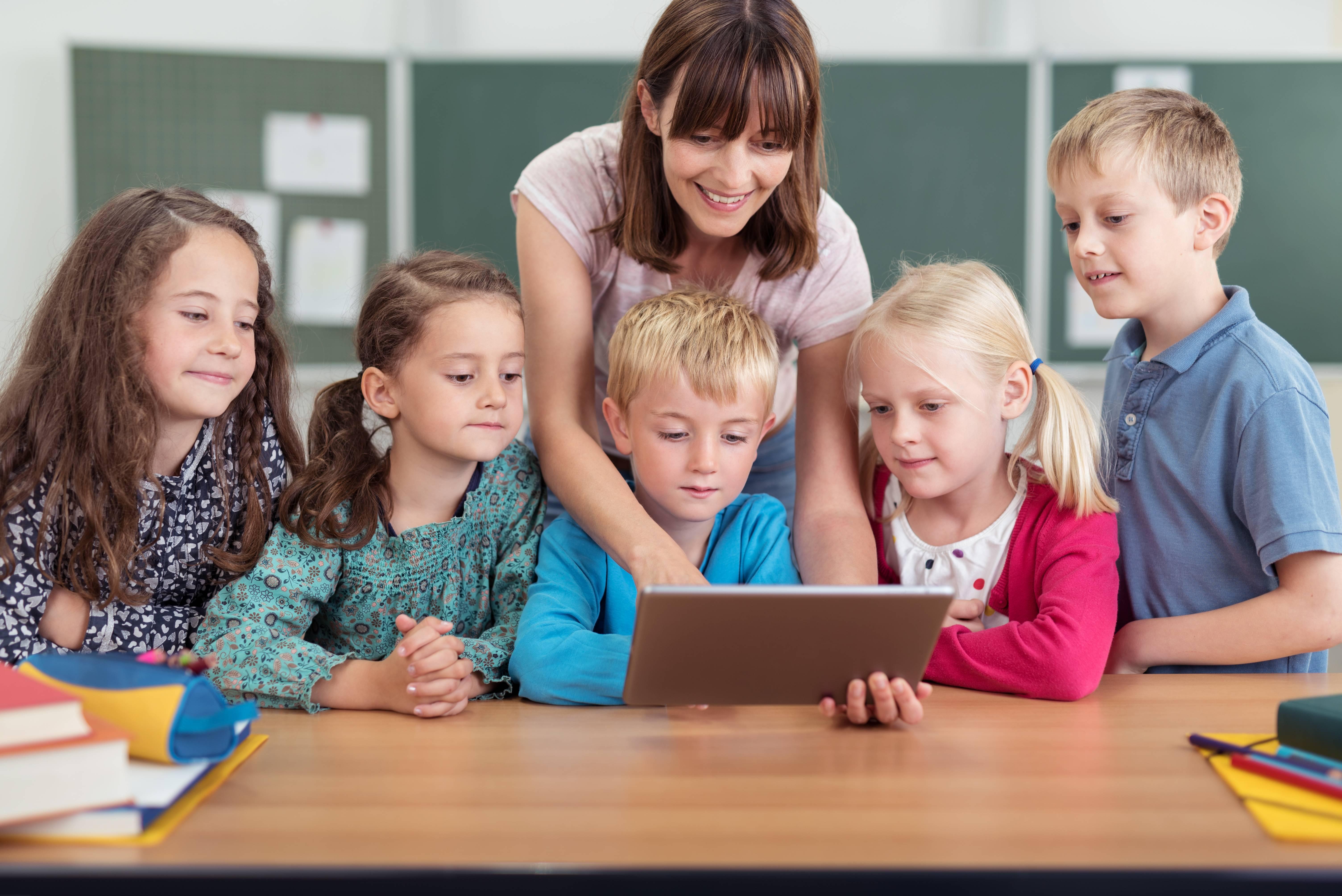 Endgeräte für Lehrer