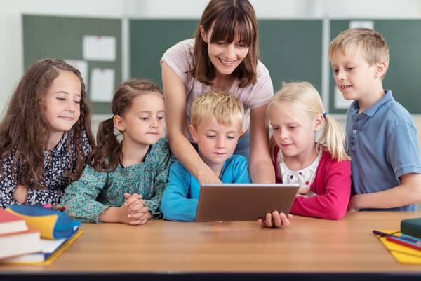 Tablets werden auch in Schulen immer häufiger genutzt