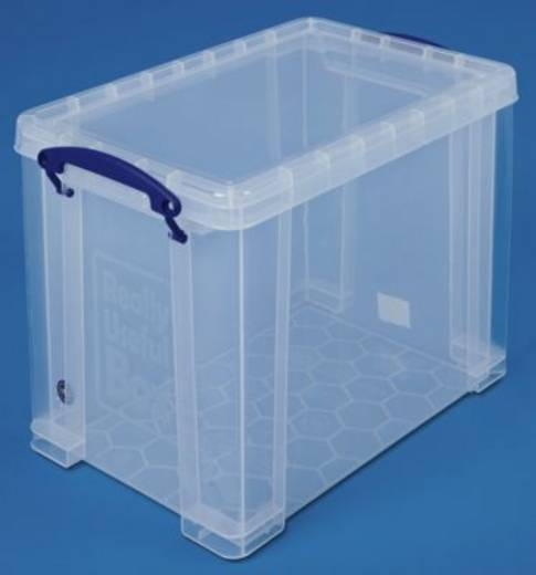 REALLY USEFUL BOX inkl. Deckel - transparent LxBxH 710 x 440 x 310 mm - transparent LxBxH 710 x 440 x 310 mm