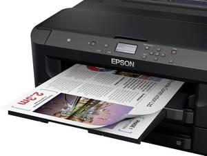 Epson - WorkForce Farb Tintenstrahl Drucker