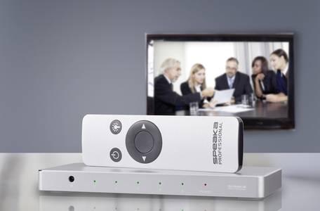Speaka Professional 5 Port HDMI-Switch