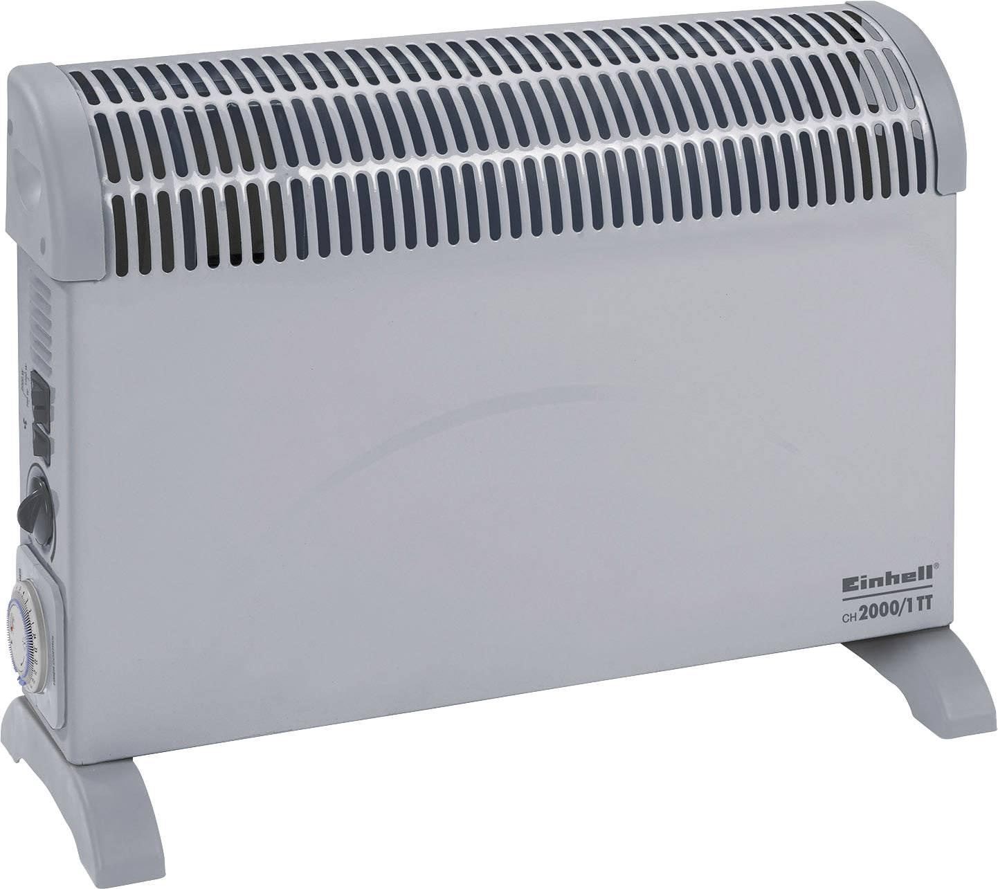 Konvektor für mittlere Räume mit einstellbarer Thermostatregelung