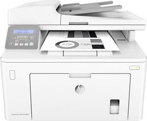 HP - LaserJet Pro MFP Schwarzweiss Laser Multifunktionsdrucker