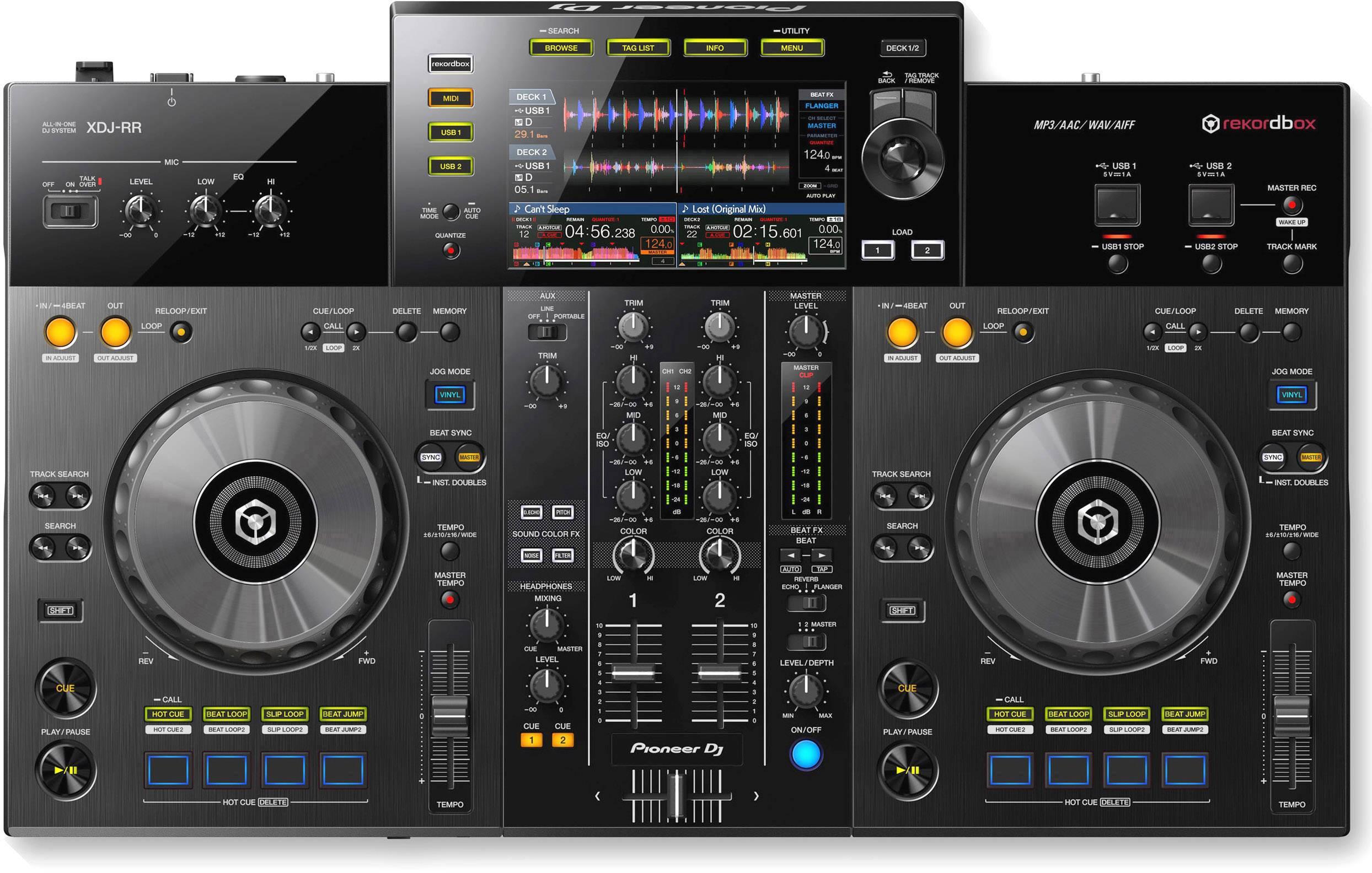 Pioneer DJ XDJ-RR DJ Controller