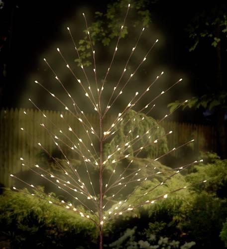 Polarlite LED-Baum Warm-Weiß