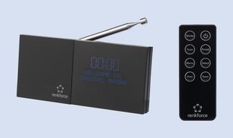 renkforce DAB+ Empfänger / Adapter