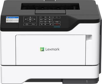 Lexmark - Schwarzweiß Laser Drucker A4