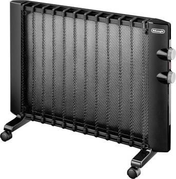 Wärmewelle mit Laufrollen für eine flexible Positionierung im Raum