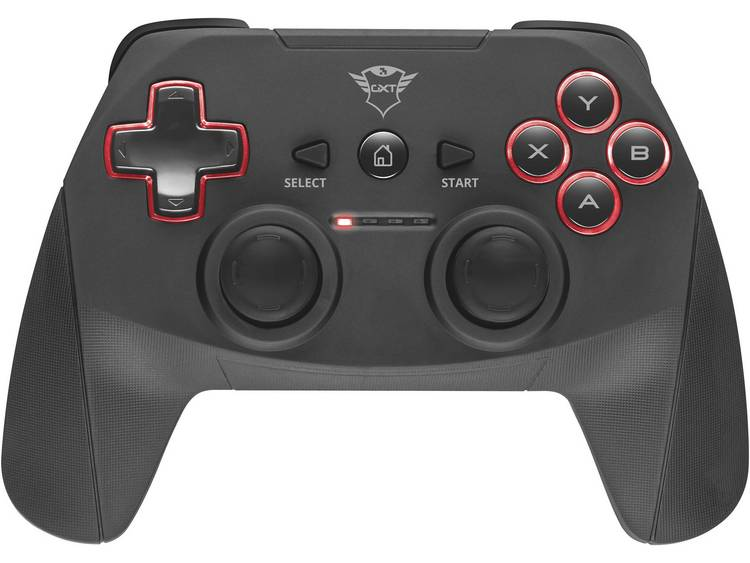 Trust GXT 545 Gamepad PC, PlayStation 3 Zwart
