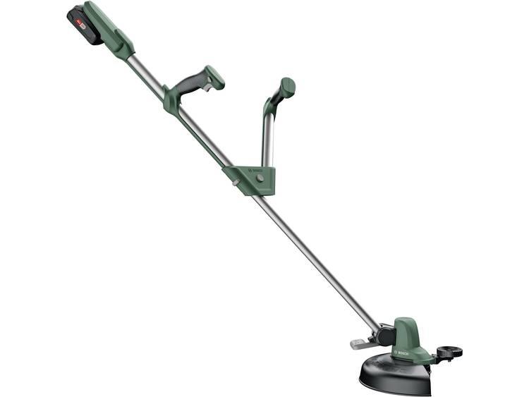 Bosch Home and Garden UniversalGrasCut 18 06008C1D01 Grastrimmer Accu Zonder accu 18 V